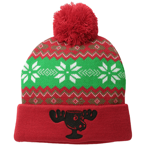 Christmas Vacation National Lampoon's Pom Beanie Hat