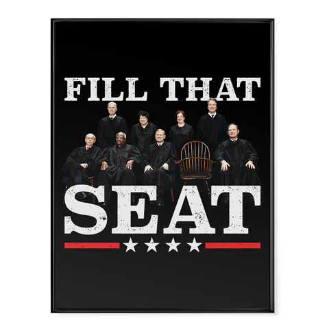 Fill that Seat - Poster