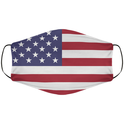 Flag Face Cover