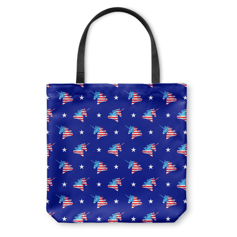 Unicorn States of America - Tote Bag