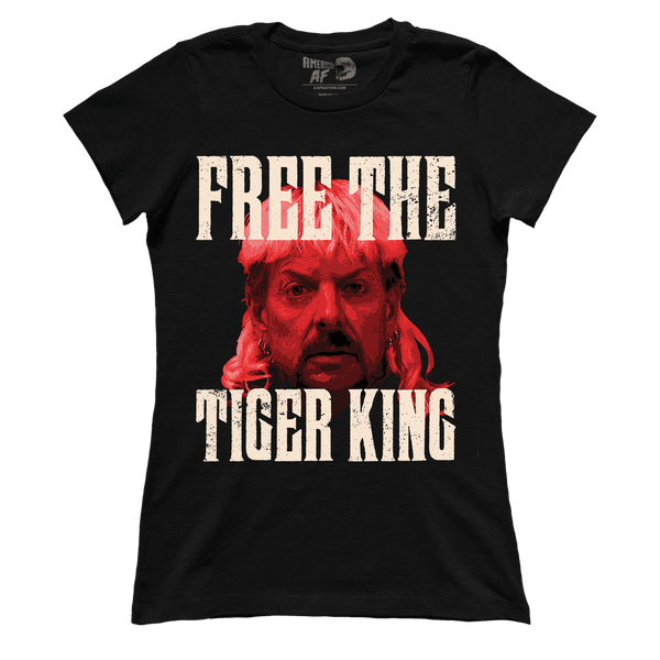Free the Tiger King (Ladies)