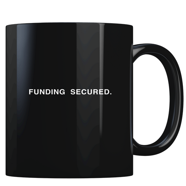 Elon Musk: Funding Secured - Coffee Mug