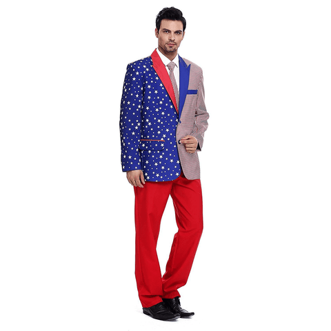 USA Flag Suit