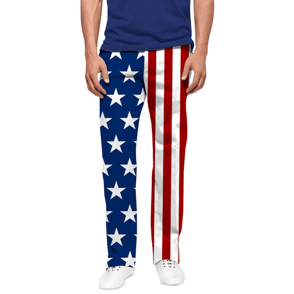 Stars and Stripes Pants