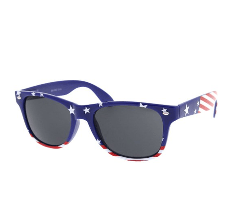 Patriotic Flag Sunglasses - 4oj