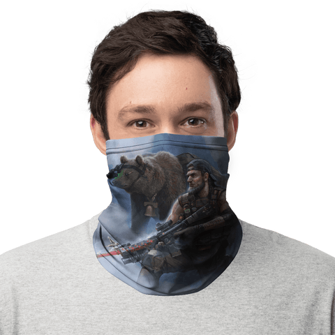 Grizzly King Face Gaiter
