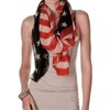 Vintage USA Flag Scarf