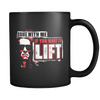 Want To Lift - Coffee Mug