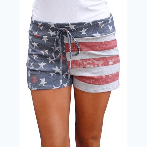 Liberty Drawstring Shorts
