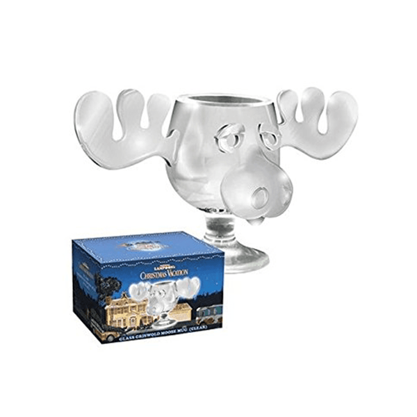 Holiday Moose Mugs