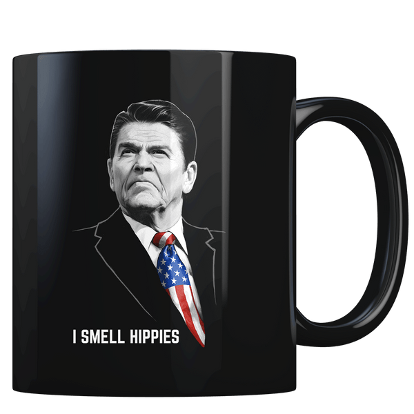 I Smell Hippies - Coffee Mug