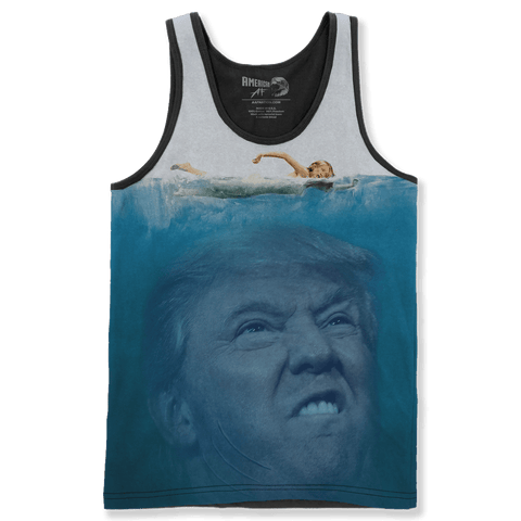 Jaws Trump Shark