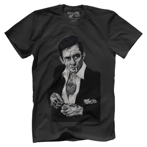 INKED Johnny Cash - ct2
