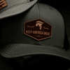 Keep America Great 2020 Leather Patch Hat