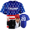 KEEP AMERICA GREAT BASEBALL JERSEY