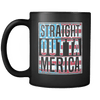 Straight Outta MERICA! - Coffee Mug