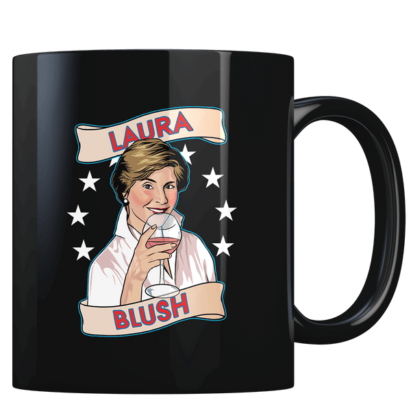 Laura Blush - Coffee Mug