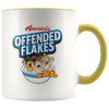 Offended Flakes (PARODY) - Coffee Mug