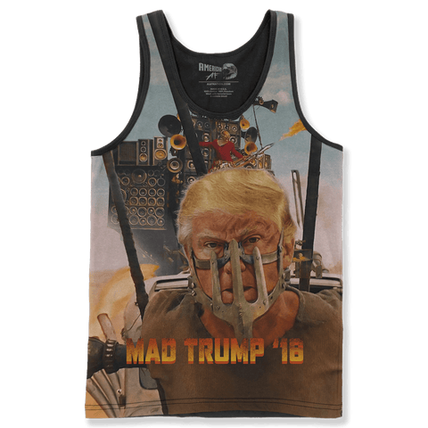 Mad Trump: Fury Road