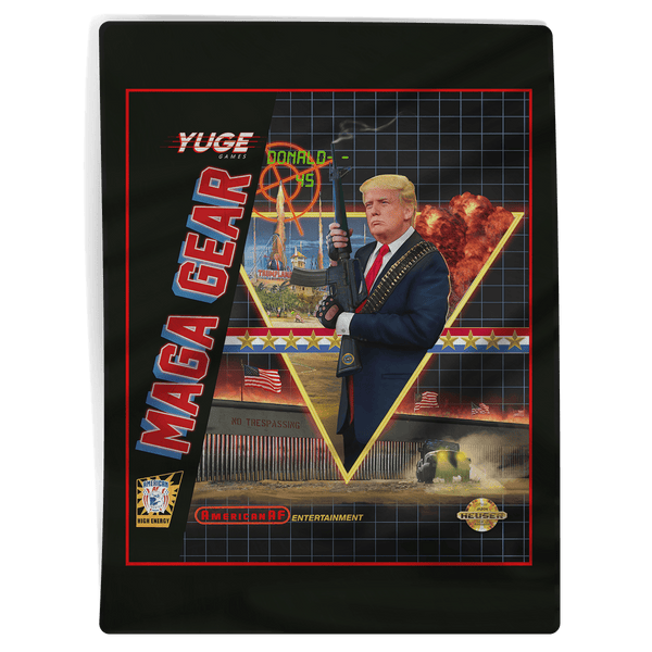 MAGA Gear - Blanket