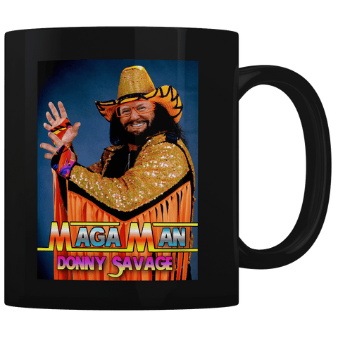 Maga Man - Coffee Mug