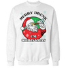 Merry Drunk I'm Christmas Unisex Sweatshirt