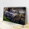 Reagan Stang Canvas