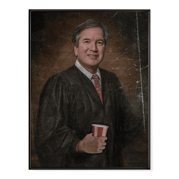 Kavanaugh Beer - Poster