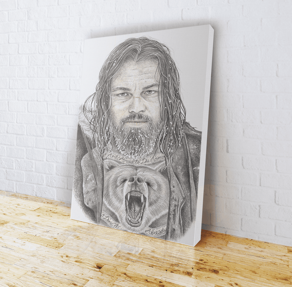 INKED - The Revenant Canvas