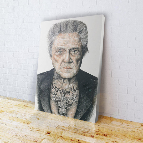 INKED - Walken Canvas