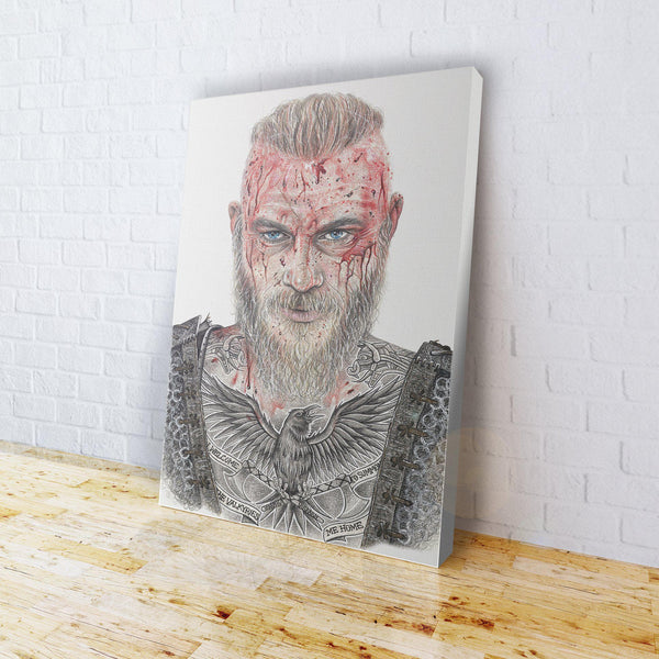 INKED - Ragnar Canvas