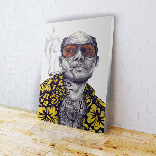INKED - Fear and Loathing Canvas