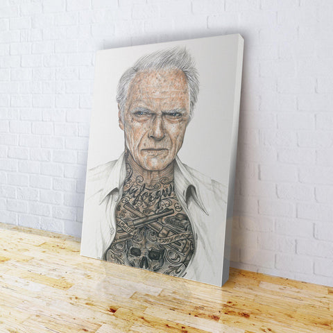 INKED - Eastwood Canvas
