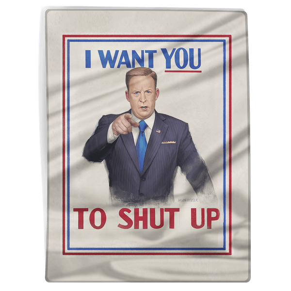 Uncle Spicer V2 - Blanket