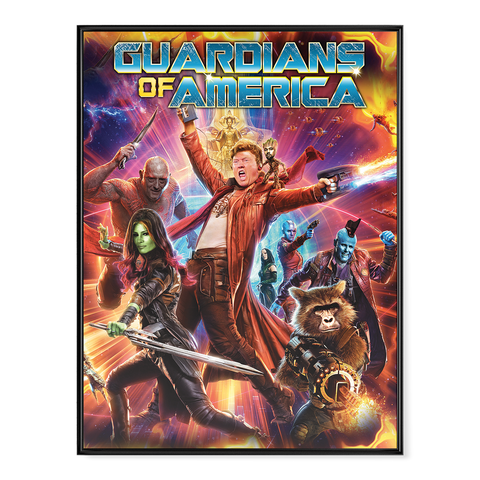 Guardians of America Poster
