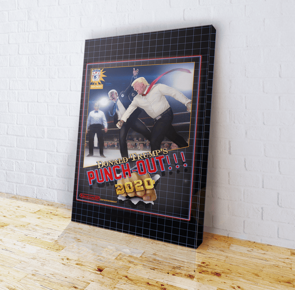Punch Out - Canvas