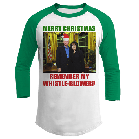 My Whistle-Blower Christmas Edition (Ladies)