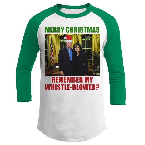 My Whistle-Blower Christmas Edition