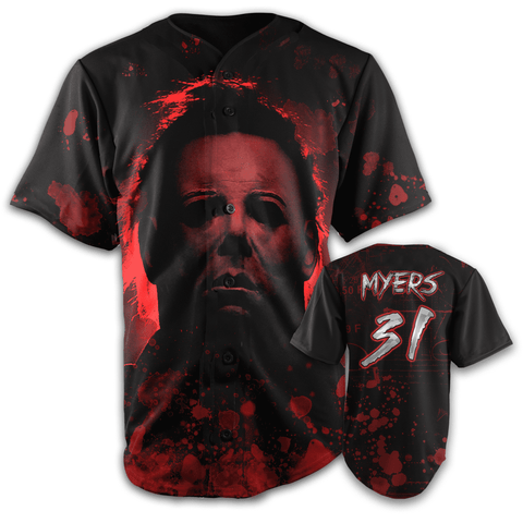 AK: Michael Myers Halloween Edition Jersey