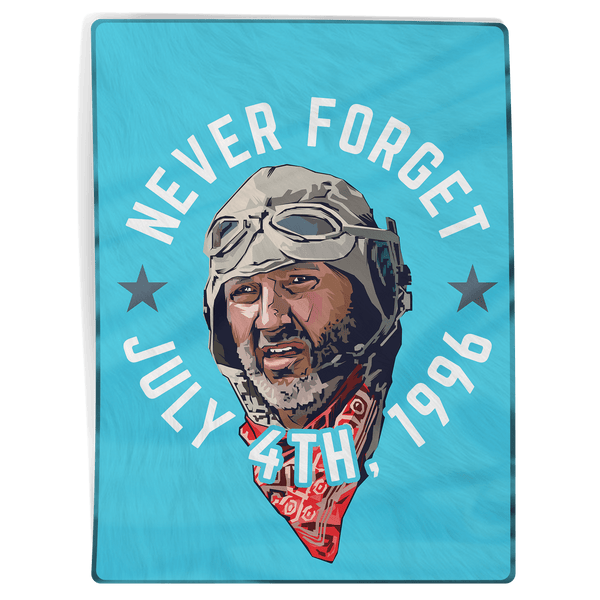 Independence Day  American Hero V2 - Blanket