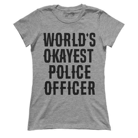 Okayest Officer (Ladies) - ct2