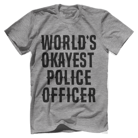 OD: Okayest Officer