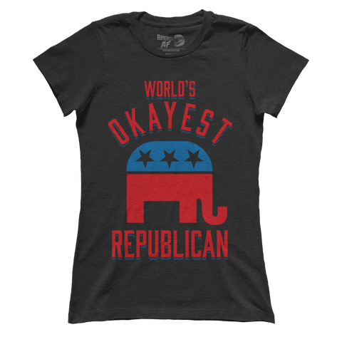 World's Okayest Republican (Ladies)