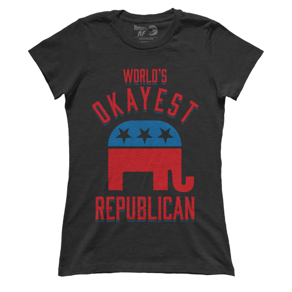 CR: World's Okayest Republican (Ladies)