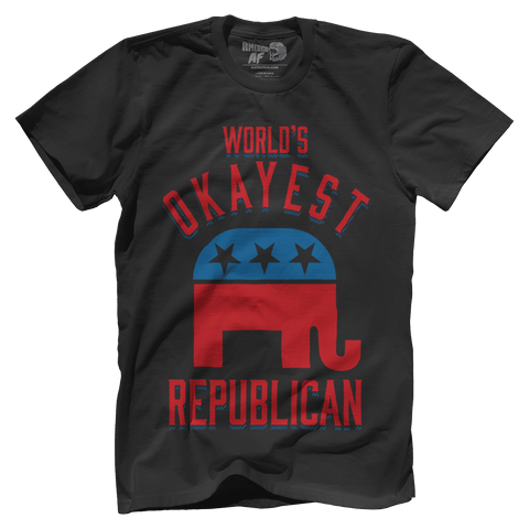 CR: World's Okayest Republican