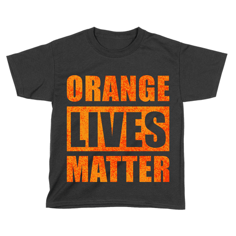 Orange Lives Matter - Kids