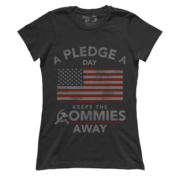 AK: A Pledge a Day Keeps the Commies Away (Ladies)
