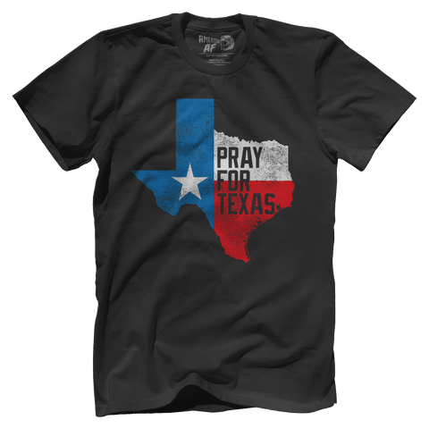 AK: Pray for Texas - Fundraiser Shirt