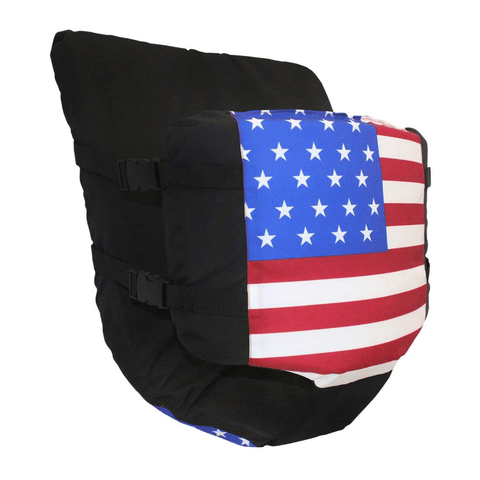 USA Flag Hands-Free Party Floatation Device