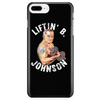 Liftin' B Johnson - Phone Case